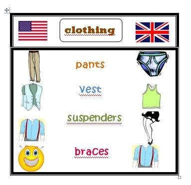 Clothing - Divided by a Common Language
