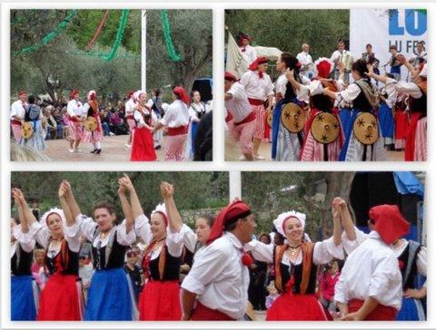 Dansers may festival, nice france, le festin des mai