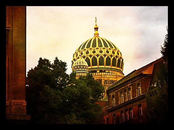 Berlin Old Synagogue