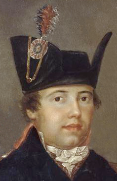 Pierre Palloy, the patriot