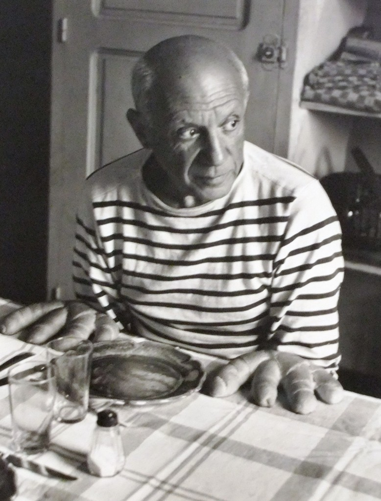 Picasso bread hands