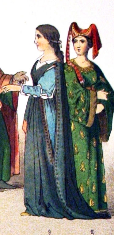 medieval florentine women fashion