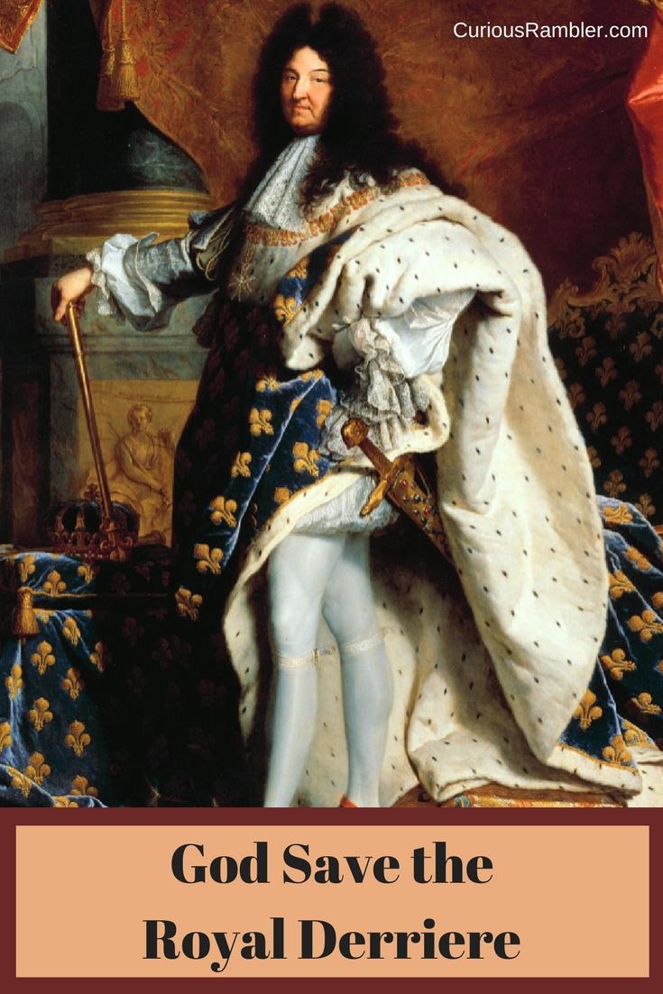 God Save the Royal Derrier