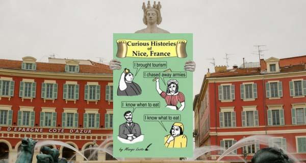 Curious Histories of Nice w Apollo fountain