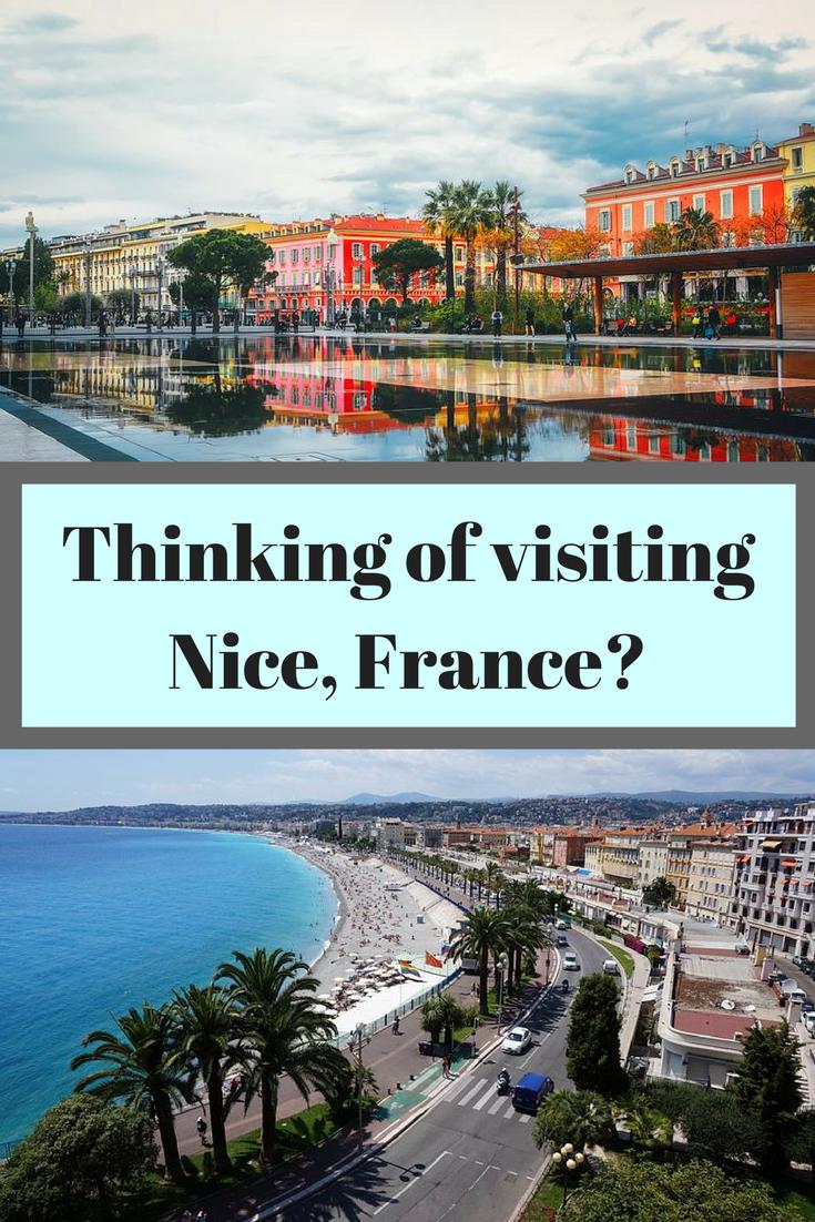 Thinking of visiting Nice, France?