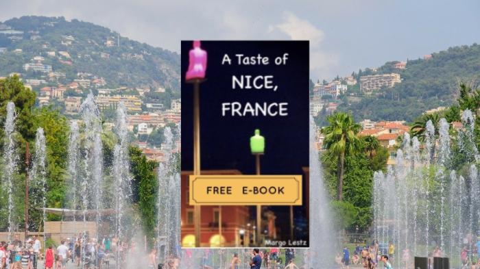 A Taste of Nice France, free ebook