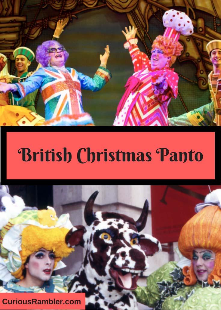 British Christmas Panto