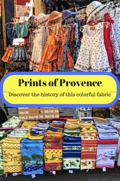 Prints of Provence pin