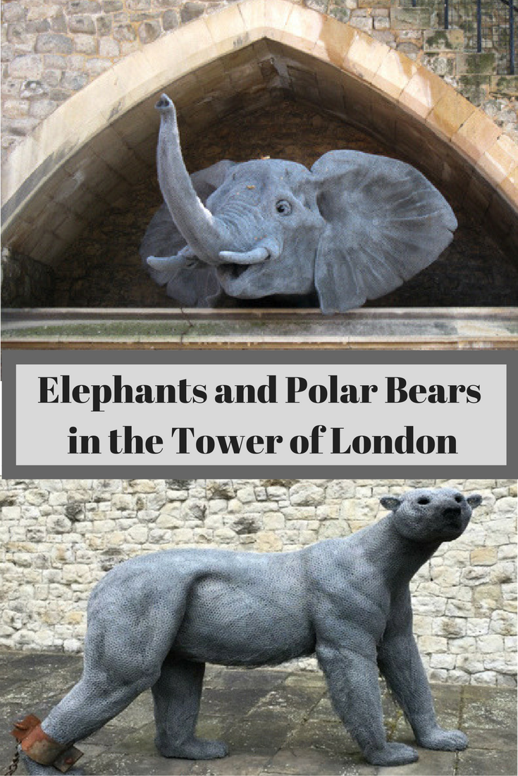Elephants and Polar Bears in the Tower of London