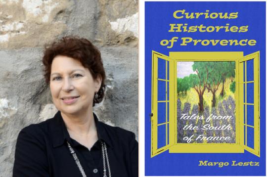 Margo & book