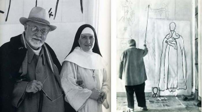 Matisse and Sister JM