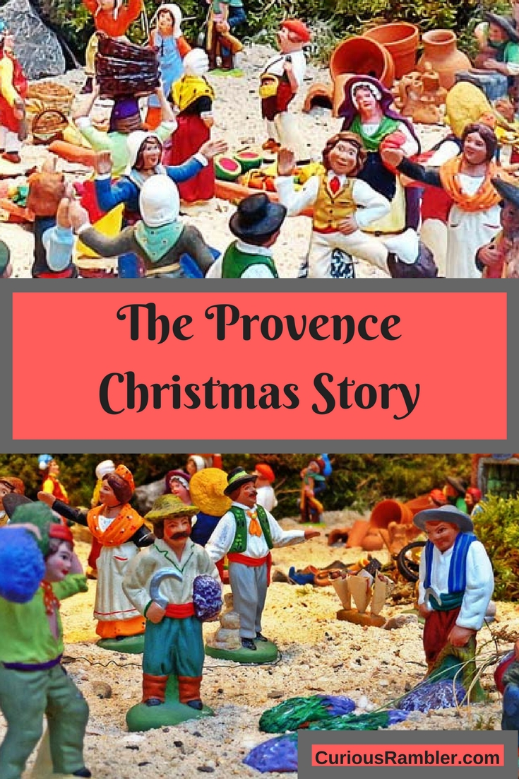 The Provence Christmas Story