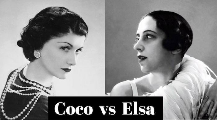 Coco Chanel versus Elsa