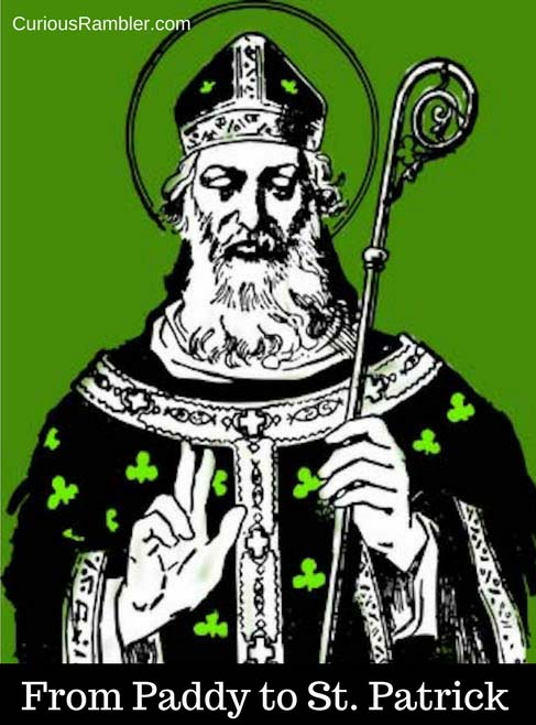 From Paddy to St. Patrick