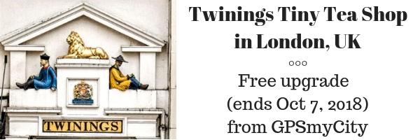 Twinings Tiny Tea Shop in London, UK-2