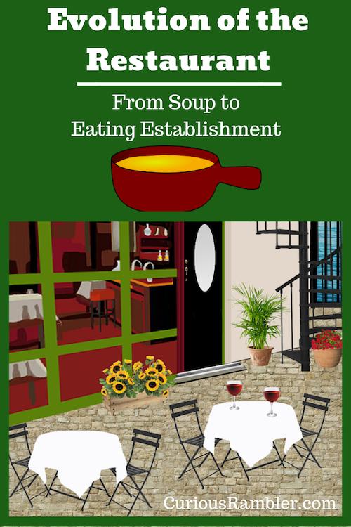 Evolution of the Restaurant
