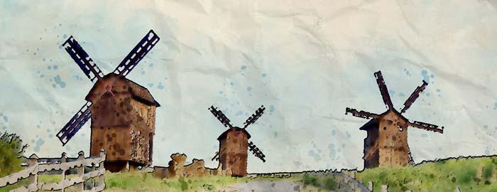 windmills pixabay pd